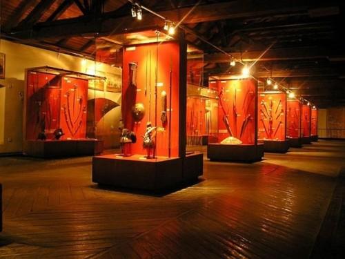 Помещение музея