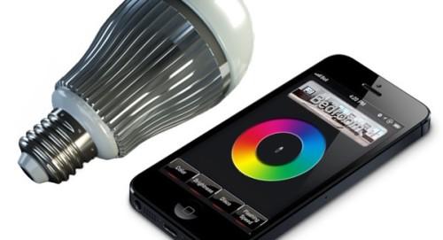 Вариант управление светом с телефона