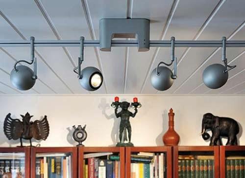 Светильники для выделенной декоративной подсветки отдельных зон