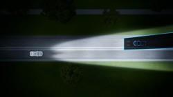Регулировка света системой AFS
