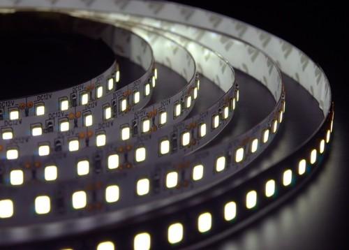 Свечение светодиодной ленты SMD 2835