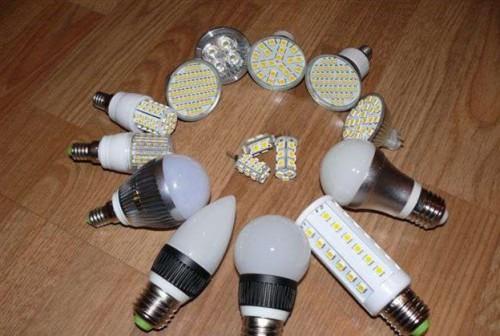 Светодиодный вариант ламп