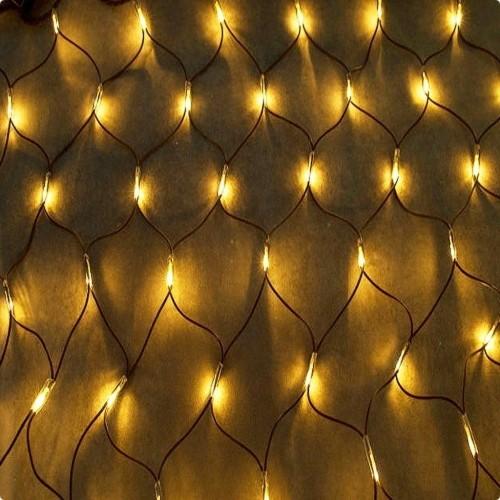 Вариант светодиодной сетки