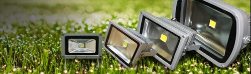 Варианты светодиодных моделей прожекторов