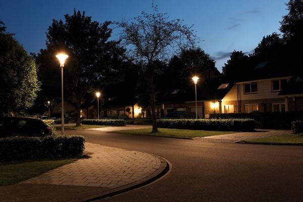 Организация уличного освещения