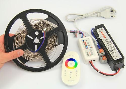 Набор для подключения светодиодной ленты