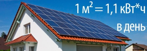 Применение солнечных панелей