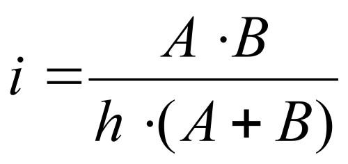 Определение индекса помещения