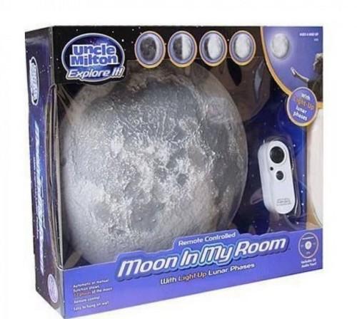Ночник имитирующий луну и ее циклы