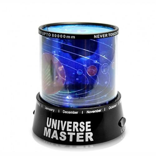 Вариант проектора Universe Master и его внешний вид