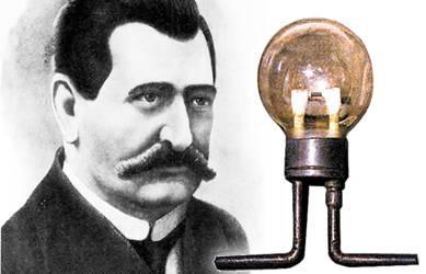 Александр Лодыгин и его лампочка