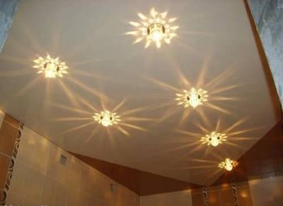 Светильники с призматическими плафонами