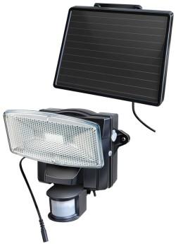 Внешний вид прожектора с солнечной батареей