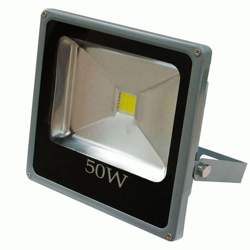 Вариант простого светодиодного прожектора