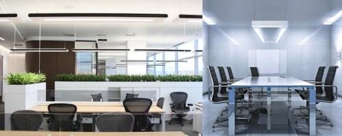 Применение подвесных светодиодных светильников