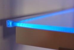 Вариант расположения светодиодной ленты