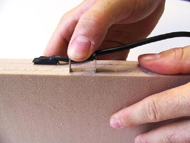 Внешний вид коннектора для панелей