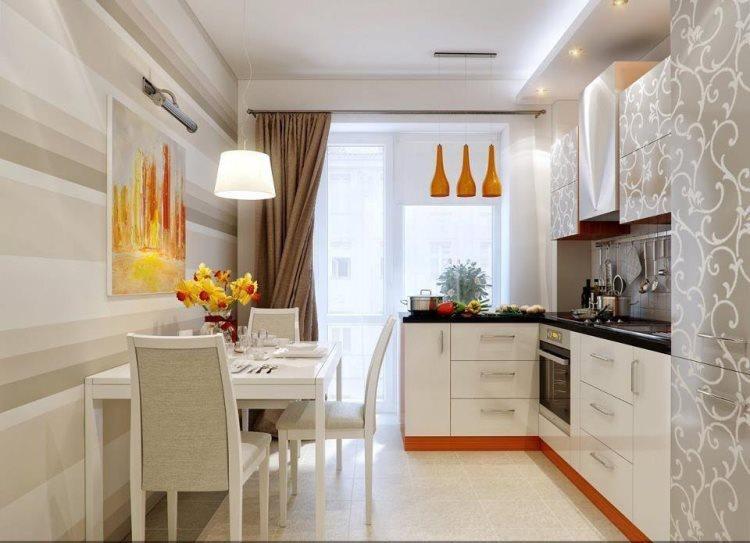 Выбор светильников для освещения кухни