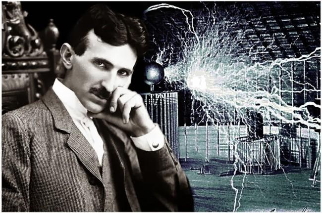 Физик изобретатель Никола Тесла