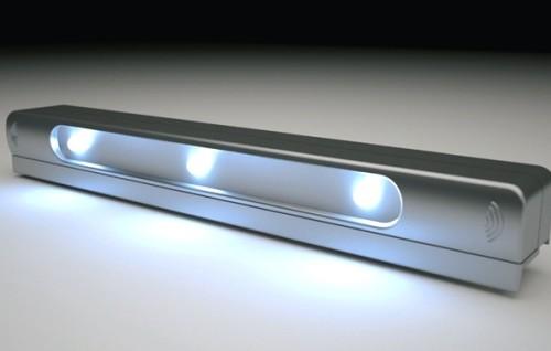 Вариант более мощного автономного светильника