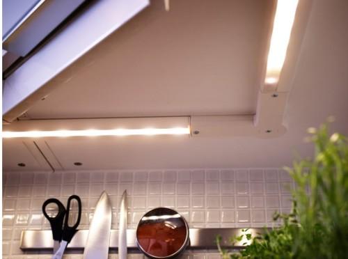 Применение светодиодных лент в пеналах