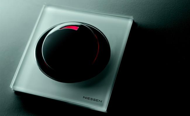 Внешний вид радиовыключателя с димером