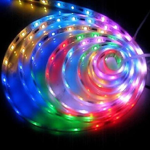 Светодиодная RGB - лента