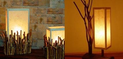 Декоративные элементы светильников