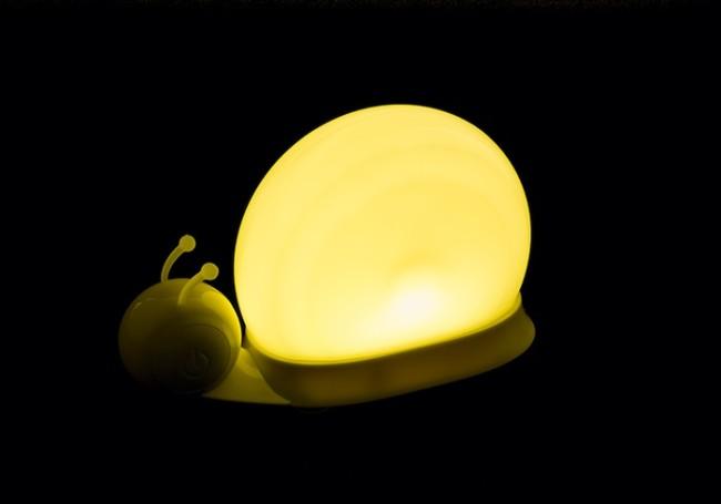 Светильник в виде улитки от компании Pulsar