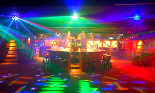 Применение стробоскопов в ночных клубах