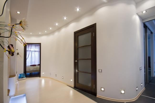 Светильники для подсветки стен