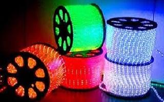 Дюралайт и светодиодные ленты