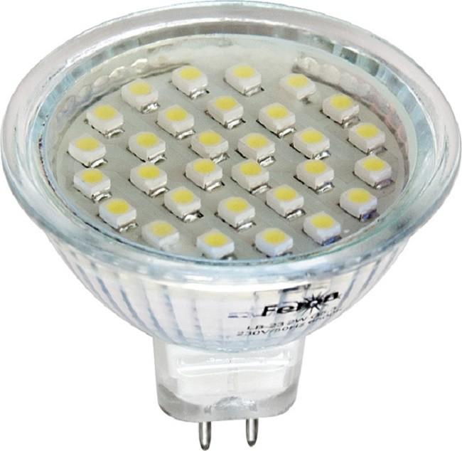 Внешний вид светодиодной лампочки