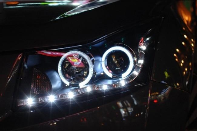 Светодиодная подсветка фар