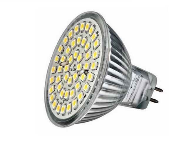 Внешний вид светодиодной лампы