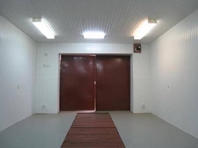 Потолочное освещение гаража