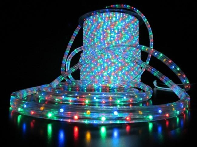Котушка светодиодного дюралайта