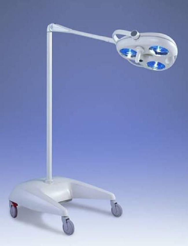 Внешний вид передвижного светильника