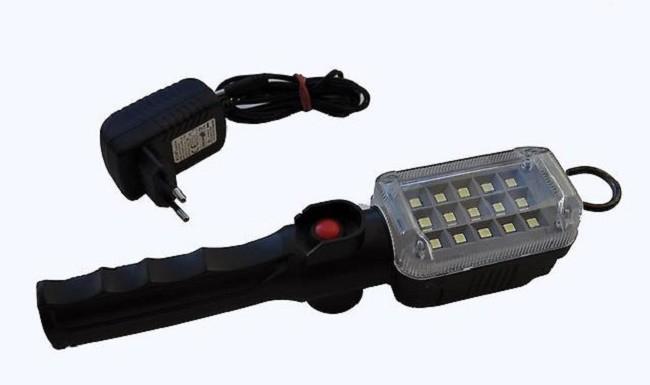 Переносные светильники для гаража