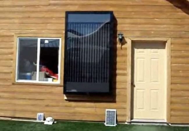Солнечные воздушные коллекторы для дома своими руками