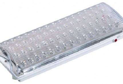 Внешний вид светодиодного светильника