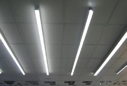 Внешний вид светодиодных линейных светильников