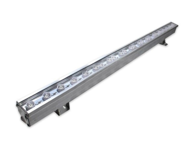 Внешний вид низковольтного линейного светильника
