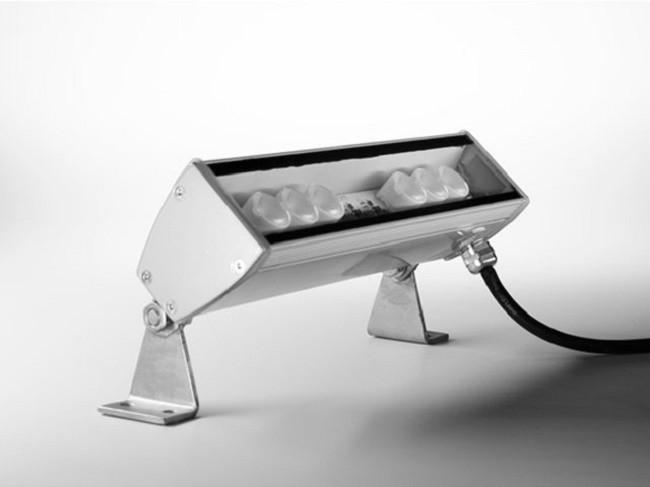 Внешний вид лампы с креплением на корпусе