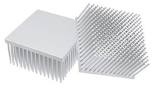 Внешний вид игольчатого радиатора