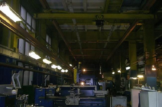 Производственное аварийное освещение