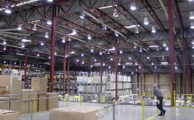 Внутренняя организация складского помещения