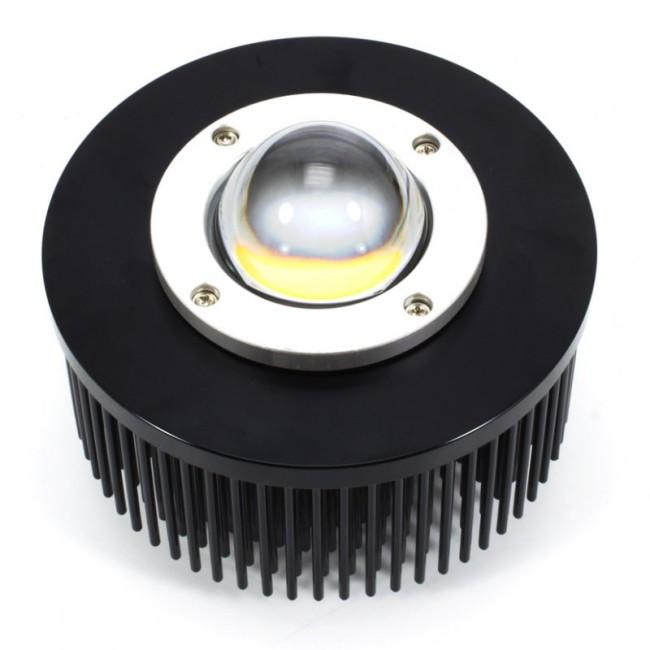 Применение радиатора для охлаждения светодиода