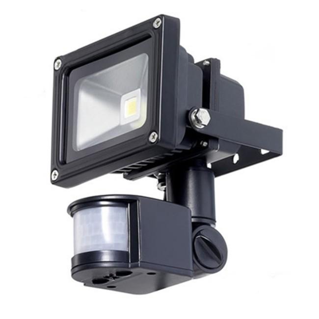 Внешний вид прожектора с датчиком