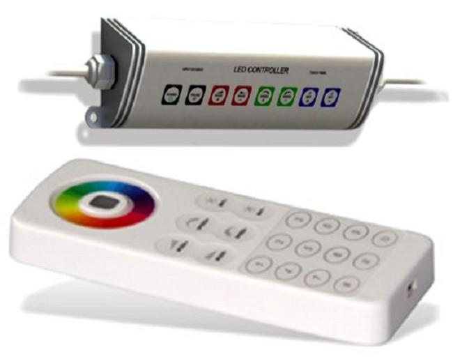 Внешний вид контроллера с пультом управления